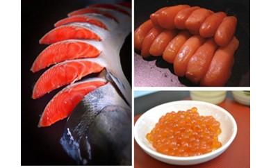 【C0112】小樽を味わう 海鮮バラエティーセットC