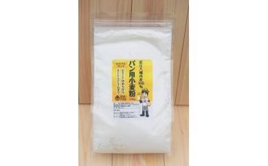 C010近江八幡市産100%小麦粉 パン用強力小麦粉1.5kg×1袋【3,000pt】