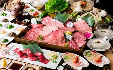 "K021特選和牛""贅沢な極ディナーペア""◆東京:伊萬里銀座店◆"