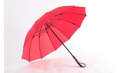 008 ヌレンザ 雨傘(赤)