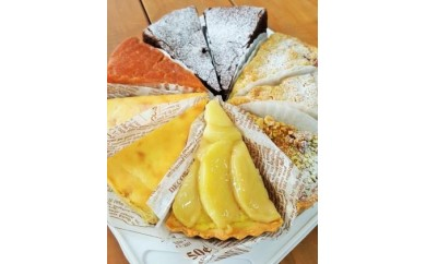 A-23 FruitCafe moritaniの季節を添えた焼き菓子【1pt】