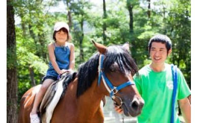 B010-27 白馬自然体験村ポイント券