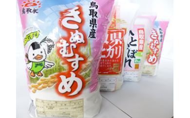 A-30 鳥取県産米づくし食べ比べセット