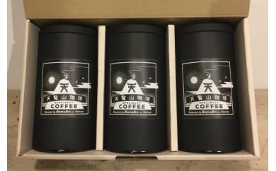 天覧山ハイキングコーヒー(缶入り)≪コーヒー豆3缶分≫