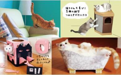 517:猫さんのための遊べるセット