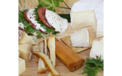 ASUKAのチーズ工房特製ナチュラルチーズ詰め合わせ
