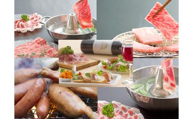 30-D 毎月届く わくわく定期便 肉② 鹿児島県産黒毛和牛黒豚焼肉等 合計5回