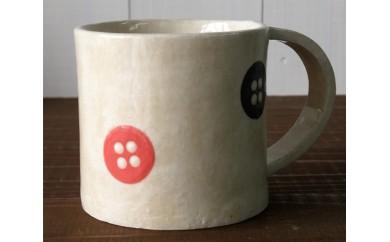 No.106 手作り陶器マグカップ