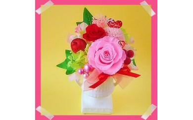 401 ~永遠のバラで贈る~ 「ローズシンフォニー」ピンク・レッド