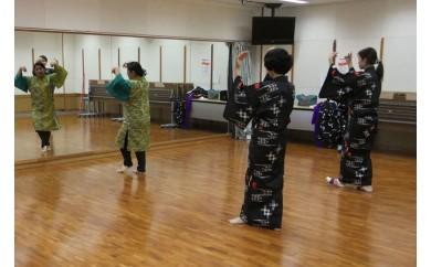 沖縄文化に触れよう!琉球舞踊体験【ペア】