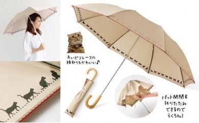 309:猫好きのためのUVカット傘