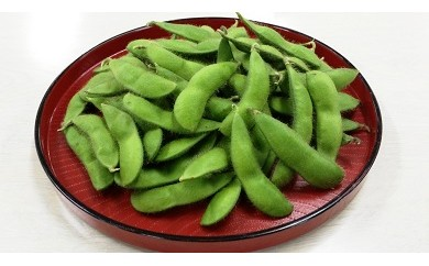 【予約受付】秘伝枝豆 約1kg