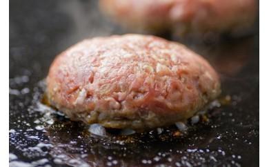 A030 しっとり美味しい「みついし牛とホエー豚のハンバーグ」