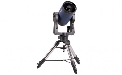 [№5712-0120]GPSシステム SMT機能をそなえた先進のオートスターII自動導入追尾システムを搭載した天体望遠鏡【Meade 天体望遠鏡 LX-200 ACF12F10】