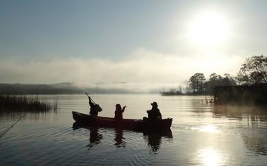 [№5766-0059]釧路湿原カヌーツーリング とうろコース 1名様分