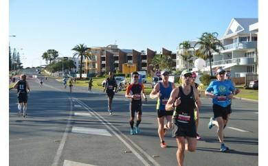 Q001 サンシャインコーストマラソン参加の旅