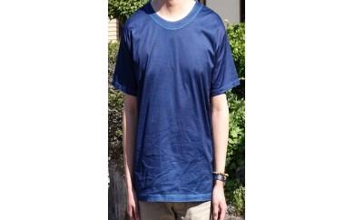AN-1102 藍染Tシャツ