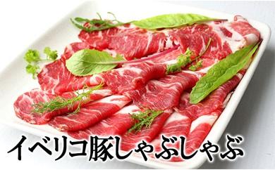 【25-08】イベリコ豚 極上肩ロースしゃぶしゃぶ 250g