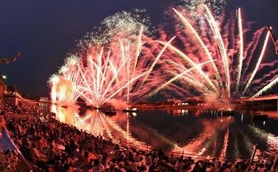 【5組限定!】豊橋祇園祭桟敷席へご招待!(1組2名様)[T108]