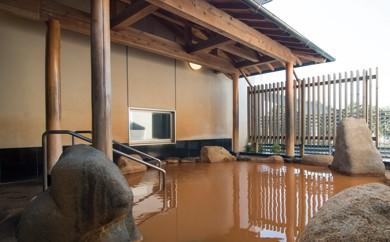 B-2 上関海峡温泉「鳩子の湯」入泉券【なごみ】