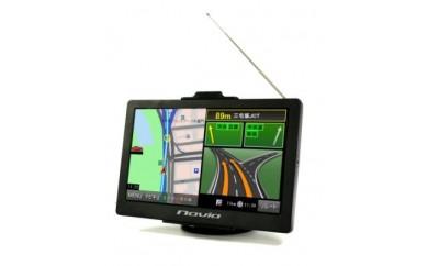 ワンセグポータブルナビゲーションTNK-800DT 8インチ