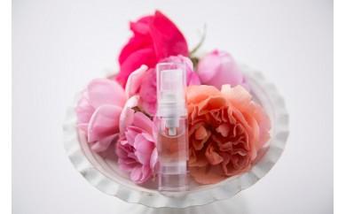 【C13】薔薇の香水作り体験