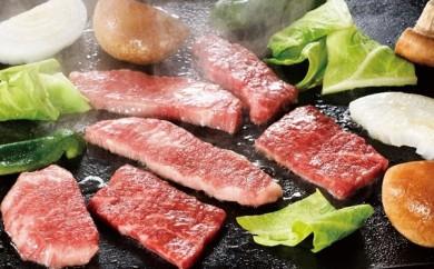 H050 長崎和牛焼肉セット(小)~安心の地元野菜付~【3,500pt】