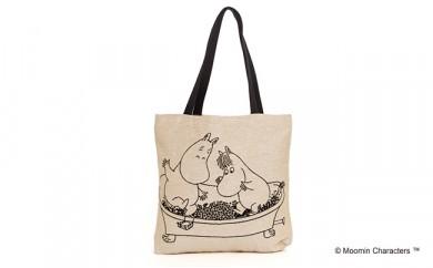 【ムーミン基金限定】MOOMIN ゴブラン織りトートバッグ(バスタブ)