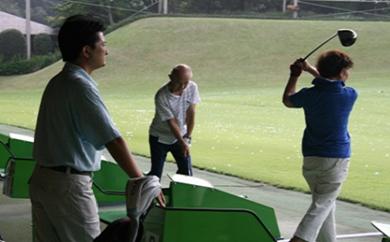 【番号:KC3001】 ★桜ケ丘ゴルフ練習場 C-1プラン