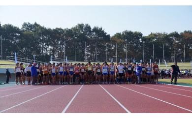 E0025 2018いわて北上マラソン大会・全日本マスターズマラソン選手権大会参加権(10㎞の部)