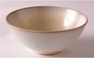HMG080 八幡平市の工房「tamari窯」 流れ模様の茶碗
