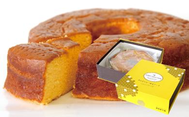 17-45-08. はちみつ黄金ケーキ