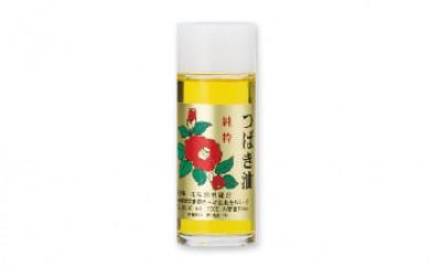 M008 地元でとれた純粋なつばき油