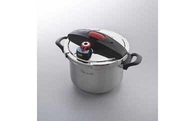 両手圧力鍋5.5L(ワンダ-シェフ)