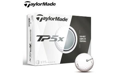 ゴルフボール テーラーメイドTP5X 2017モデルホワイト3ダース36球セット