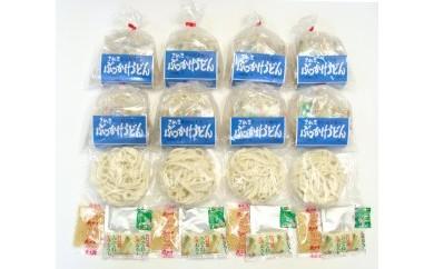 【AQ10】さぬき小豆島の冷凍ぶっかけうどん12食セット【30pt】