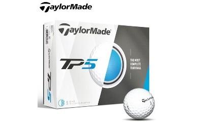 ゴルフボール テーラーメイドTP5 2017モデルホワイト 3ダース36球セット