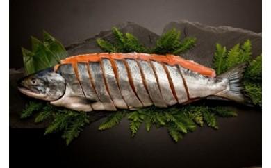 『新巻鮭』と『山漬鮭』の違い【お礼の品ではありません】