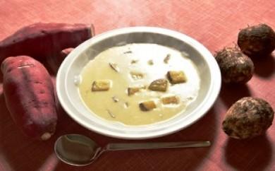 A29169 大分の厳選素材を使った贅沢至極のスープたち(4種詰合せ)・通