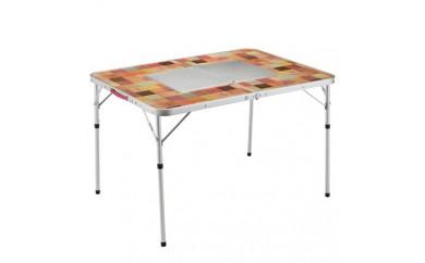 (457)~アウトドアの必需品~ ナチュラルモザイク BBQテーブル110プラス