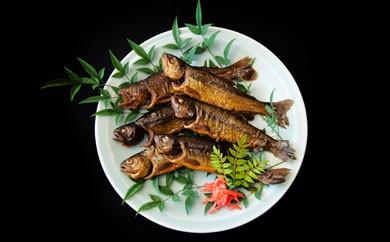 【骨までやわらか】湧水育ちの鱒の甘露煮  30-0603