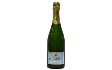 515.ドラモット ブリュット(シャンパン)