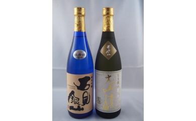 B194 石見銀山大吟醸&純米吟醸(佐香錦)セット