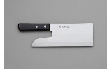 H25-03 正広作 ステンレス和包丁 麺切