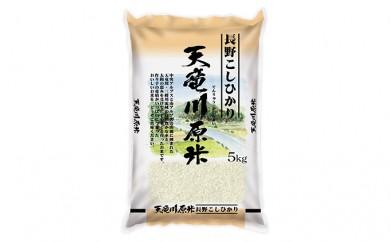 [№5659-0383]天竜川原米(てんりゅうかわらまい)駒ヶ根産コシヒカリ 10kg