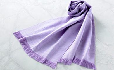 [№5659-0356]「伝統的工芸品」伊那紬(スカーフ)⑦