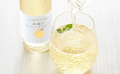 陸前高田からの贈り物 [果汁100%] 林檎のスパークリング(フジ)10本セット【3月上旬より順次発送】