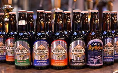 [№5659-0346]南信州ビール40本 4種飲み比べセット