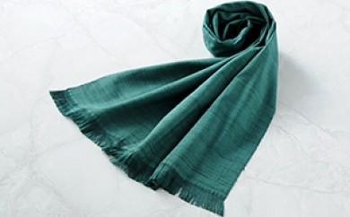 [№5659-0353]「伝統的工芸品」伊那紬(スカーフ)④