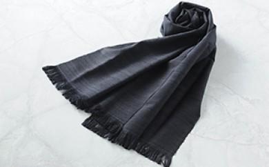 [№5659-0354]「伝統的工芸品」伊那紬(スカーフ)⑤